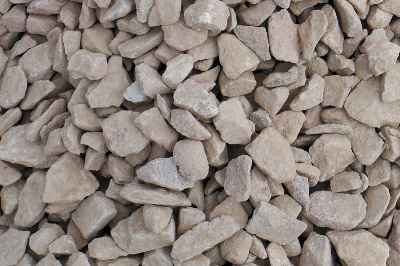 Crushed Rock Sizes : Oz pebble crushed stones scoria landscaping filtration
