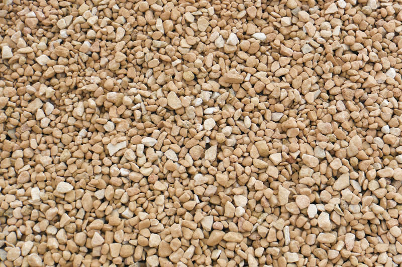 Pink Crushed Stone : Oz pebble tumbled or natural pebbles crushed stone